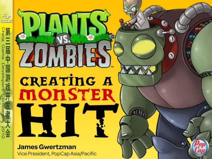 The Making of PopCap's Plants vs Zombies
