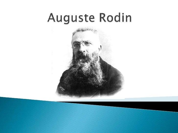 Auguste Rodin<br />