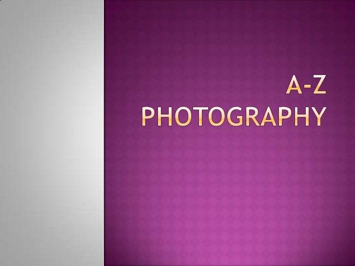 A-Z Photography
