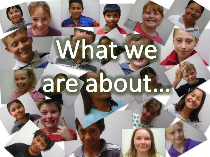 What we are about…<br />