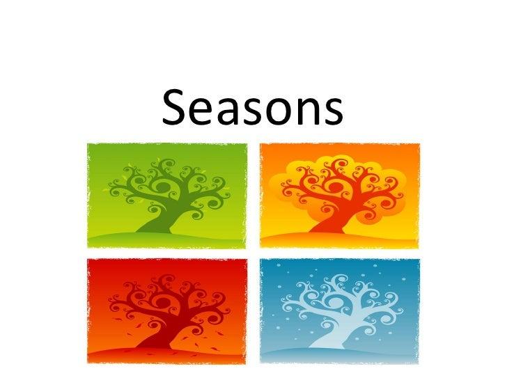 Seasons by April Murphy