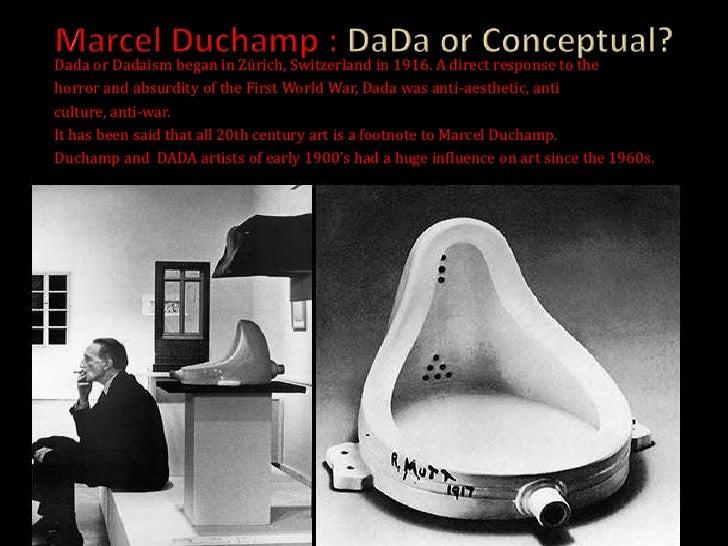 essay on dadaism Sample of dadaism essay (you can also order custom written dadaism essay.