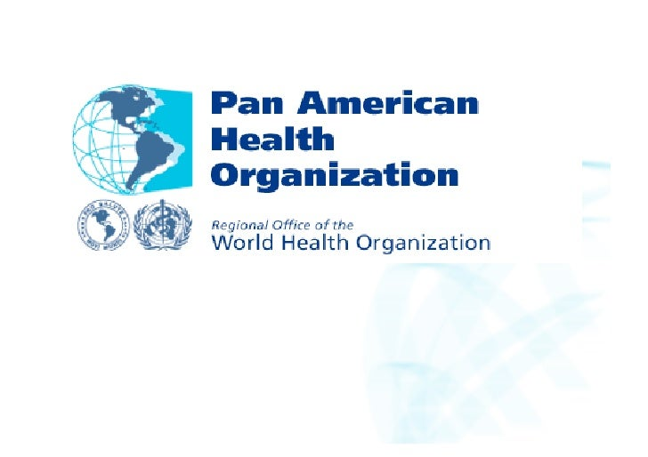 2                Alberto Barceló Organización Panamericana de la Salud            Washington DC         21 de Agosto de 20...