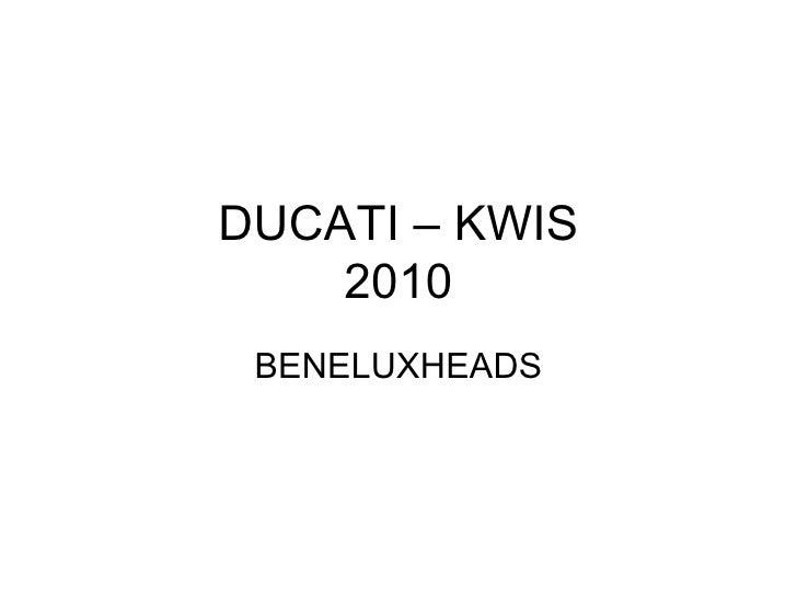 Beneluxheads – Kwis 2010 2