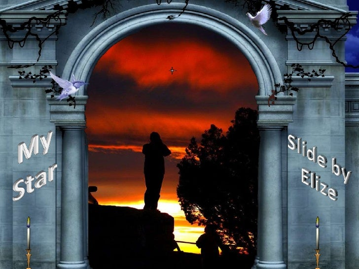 My Star<br />Slide by Elize<br />