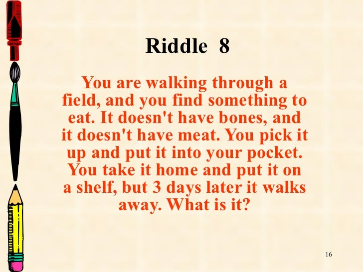 sex riddles for adults
