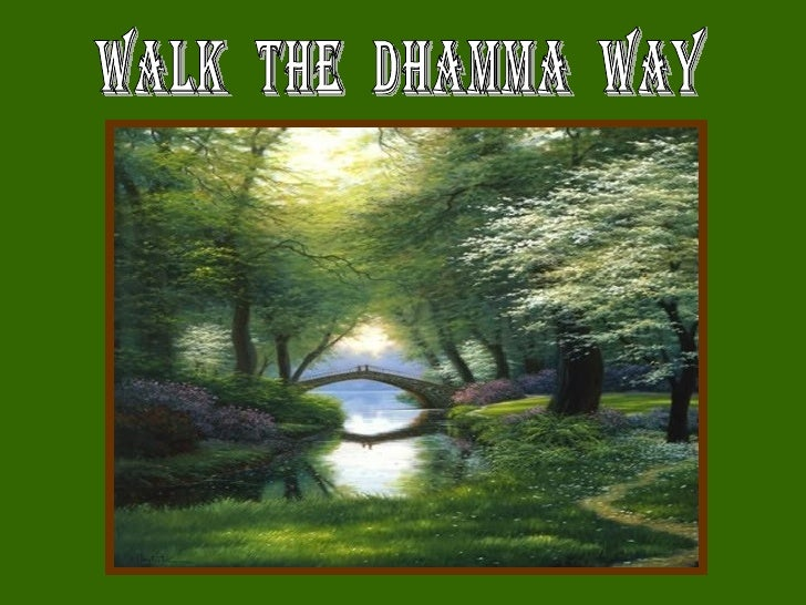 PBHP 3rd Dhamma Youth Camp 1995      Walk The Dhamma Way     The Dhamma Way is The Path of Truth and Righteousness