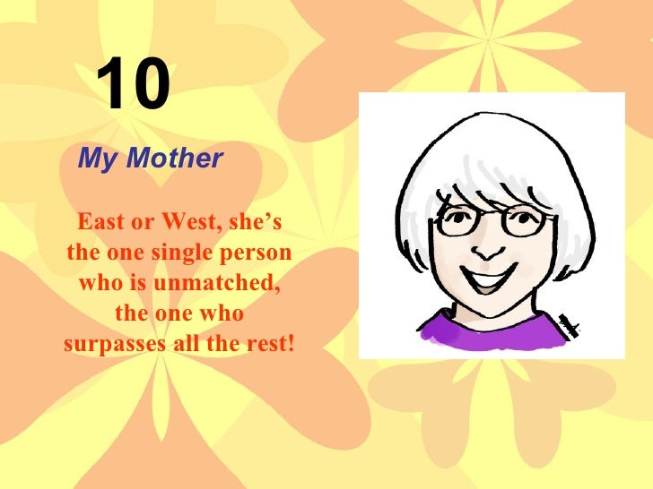 Role Model Essay About Mother's - image 11