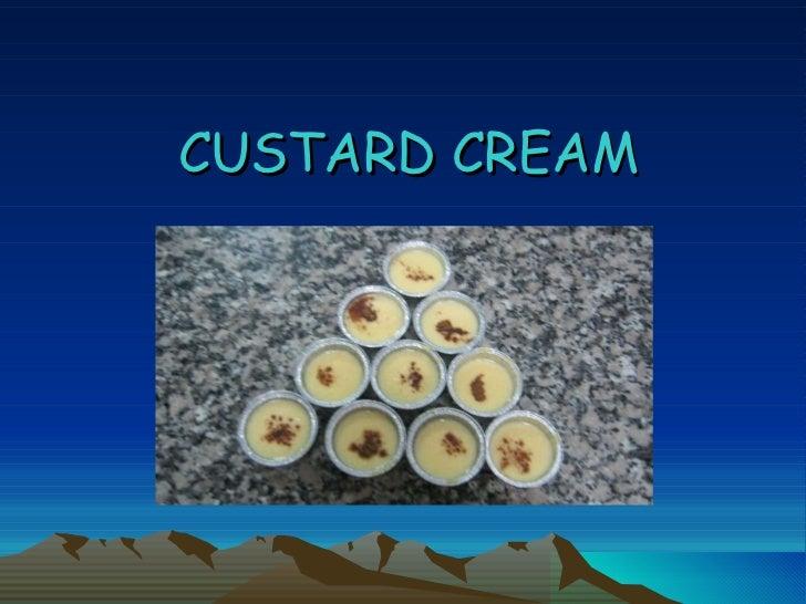 Custard cream.pps