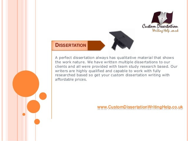 Custom Dissertation Writing 4