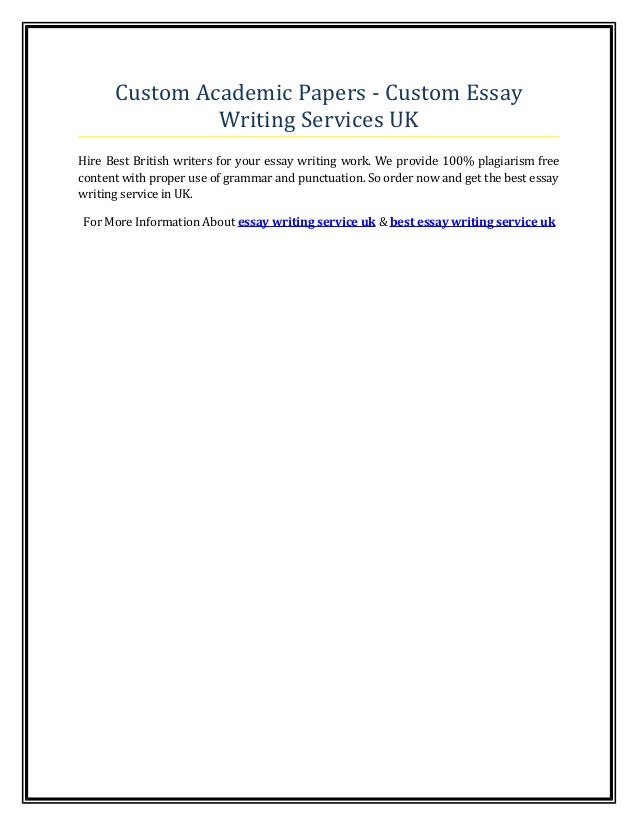 Custom dissertation writing services for sharepoint products and technologies