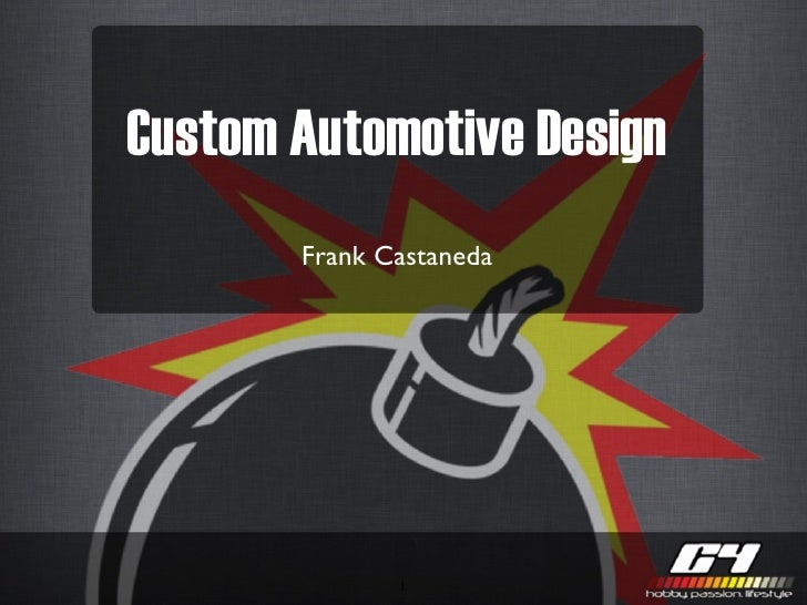 Custom automotive design copy2