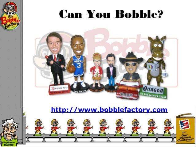 Custom bobbleheads