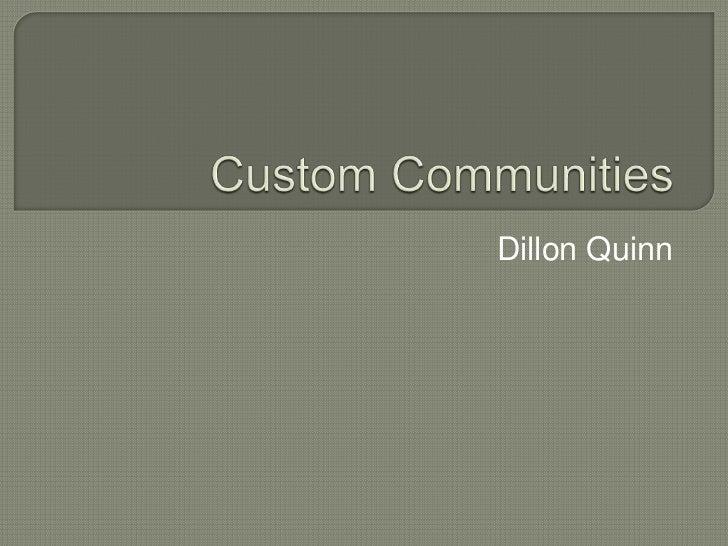 Dillon Quinn
