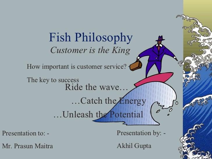 fish motivation video deutsch