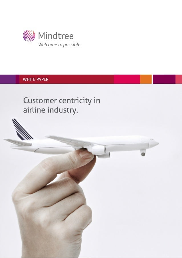 Customer centricity in airline industry