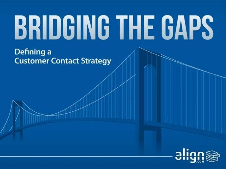 Defining a Customer Contact Strategy