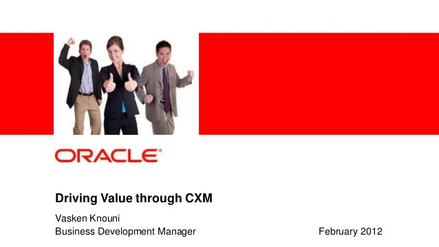 Driving Value through Customer Experience Managment