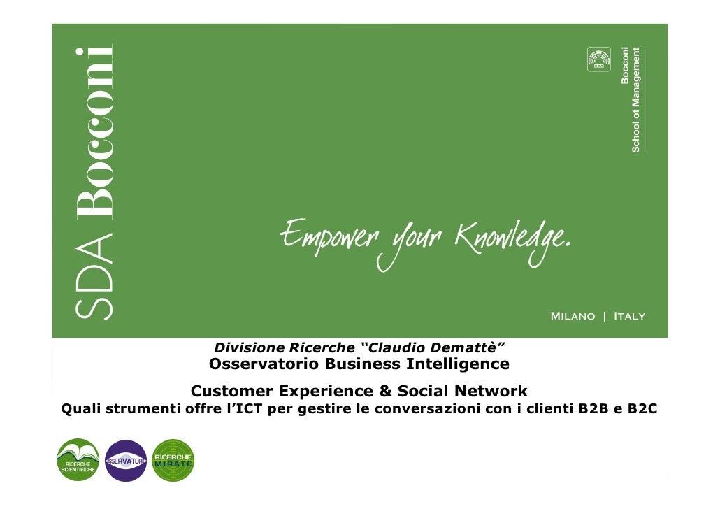 Social network e azienda: rapporto indispensabile