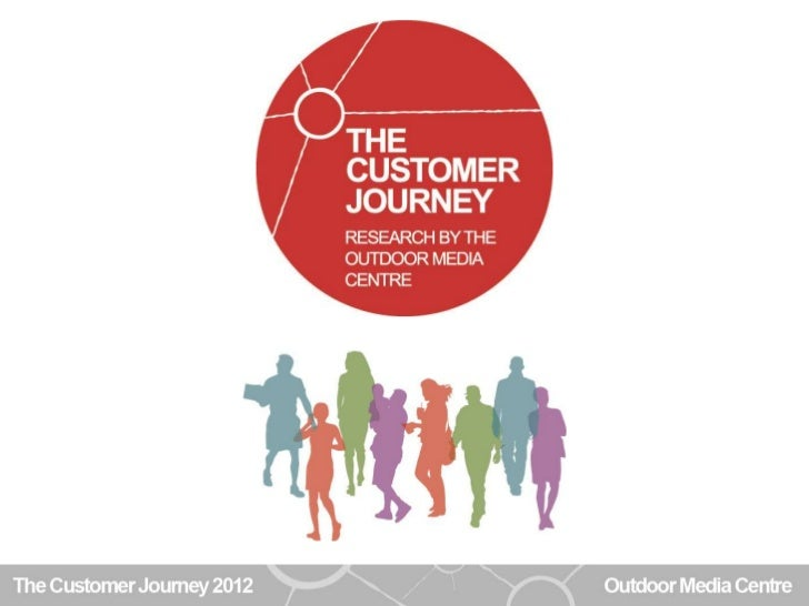 Outdoor Media Centre Customer Journey Research