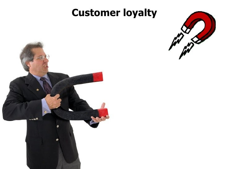 Customer loyalty - TEDO