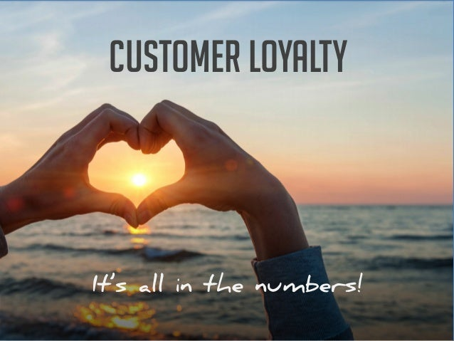 importance of customer loyalty Satisfaction is fleeting loyalty is the measure that predicts future customer behavior.