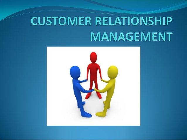 Customer Relationship Management Dissertation