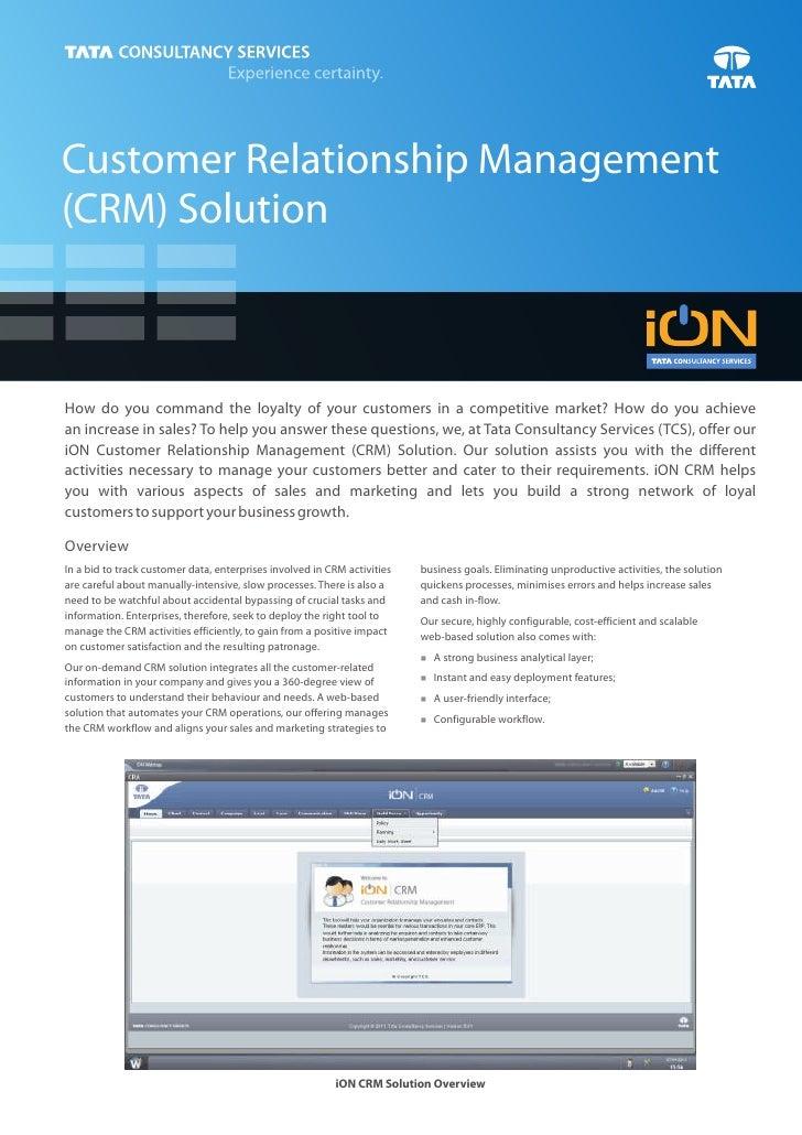 CustomerRelationshipManagement(CRM)Solution_SaaSPaaSIaaSITasaService_EndtoEndERP
