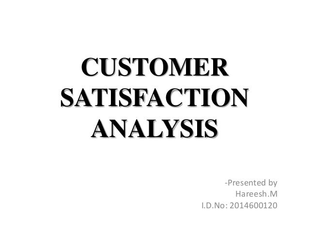 an analysis of customer satisfaction and I have customer feedback data about 2-3 products from 100 customers number of questions are around 160 i have data in excel format header row contains the question and row below contains.