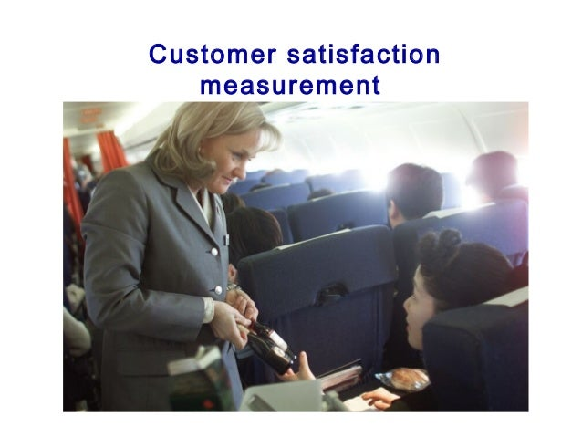 CECustomer satisfaction   measurement
