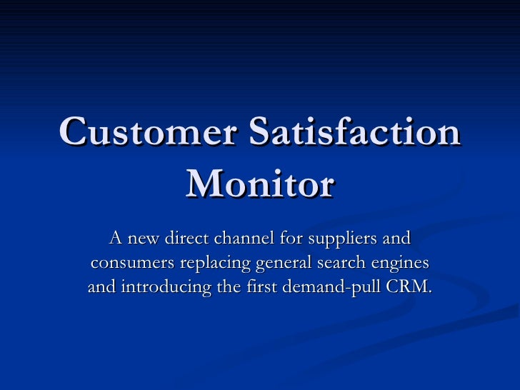 Customer satisfaction definition by philip kotler