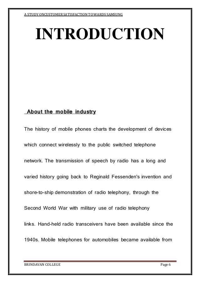 samsung mobiles case study The following essay will analyse the attached samsung mobile advertisement, in terms of the type of advertisement, the psychological approach used .