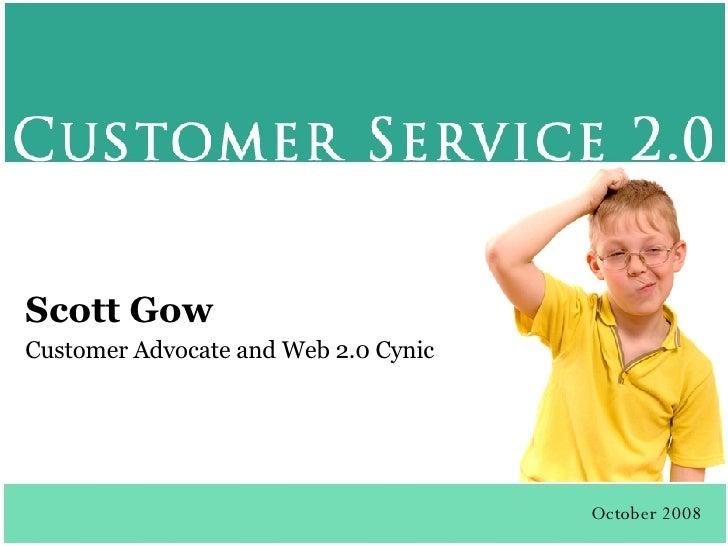 Customer Service 2.0
