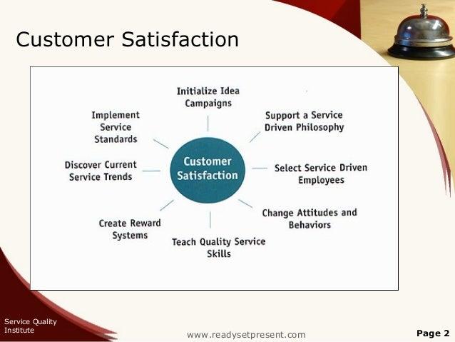 Customer service improvement essay