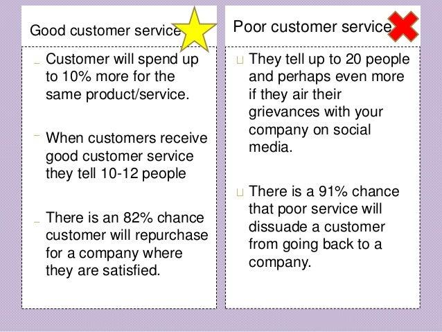 Good customer care essay Homework Help aytermpapervdgvdedupinfo