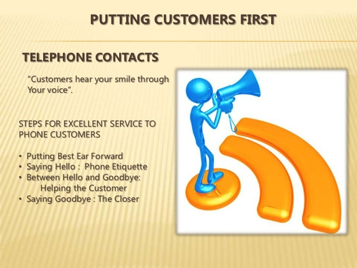 how to give great customer service salon