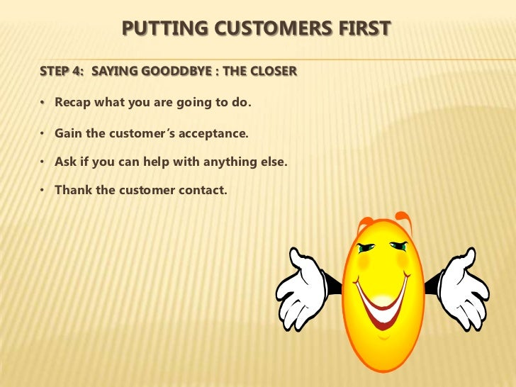 explain how to negotiate effectively with their customers