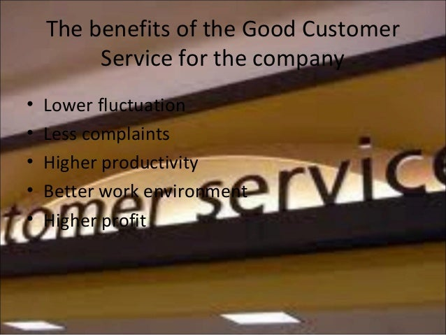 benefits of customer service Find out the top 5 benefits that online customer reviews can offer your business.