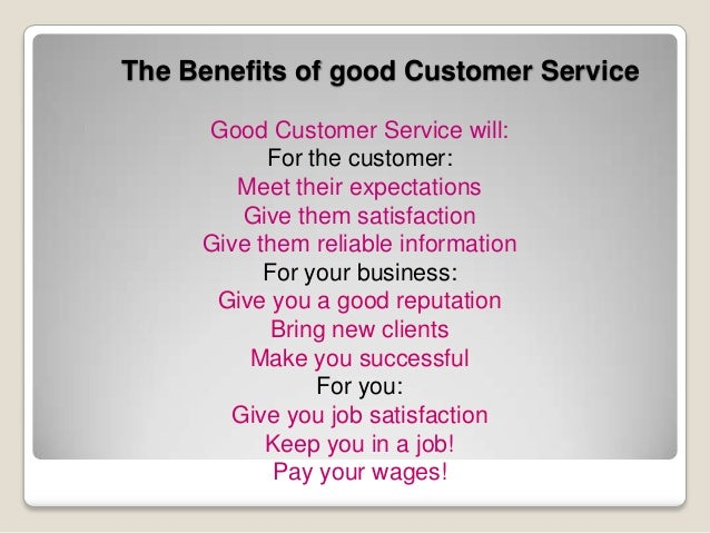 effective customer service awareness satisfaction as The customer service delivery model has a long, progressive history: administrative customer support – reactive customer service – proactive customer care –and, ultimately, internet-based collaborative service.