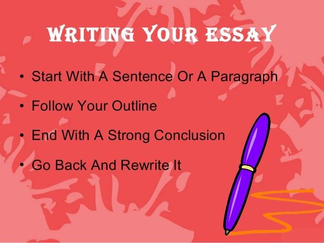 essays teaching methods