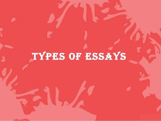 Methods of essay writing