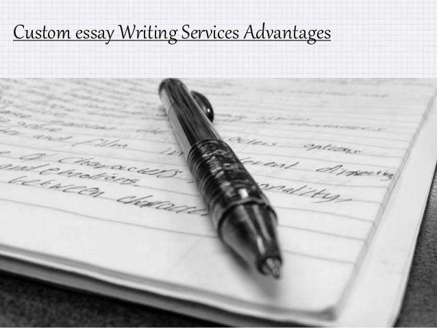 Custom essay Writing Services Advantages