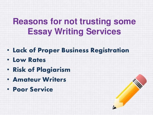 What are the Reasons to Take Up Online Writing Services