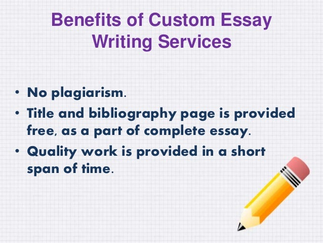 Custom essays not plagarized
