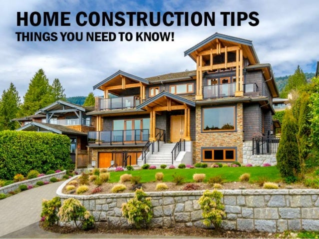 Custom home builders vancouver things to consider for Custom home building tips