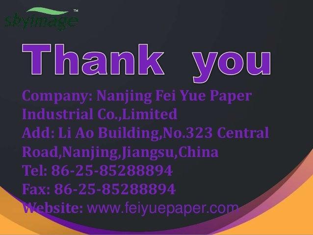 Customized statistics paper