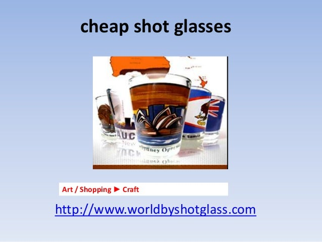 Personalized online cheap unique shot glasses for Cool cheap online stores