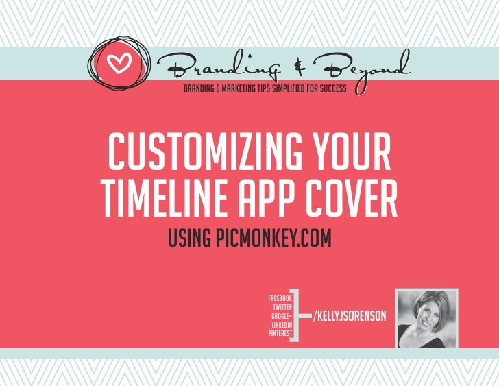 Customizing your timeline app cover