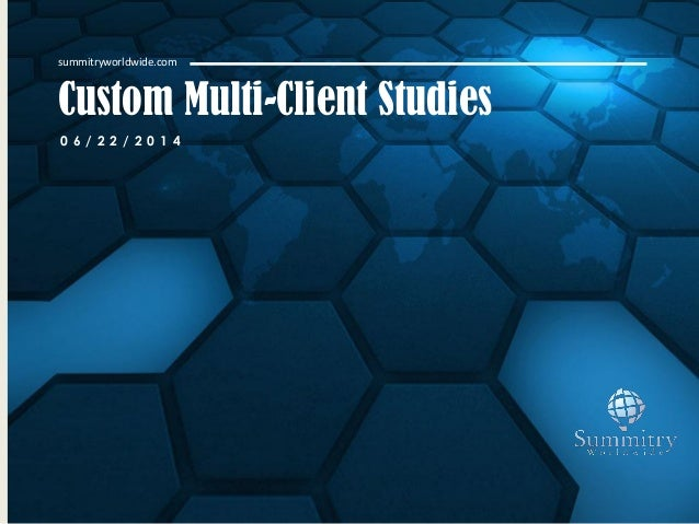 Custom multi client solution 06232014