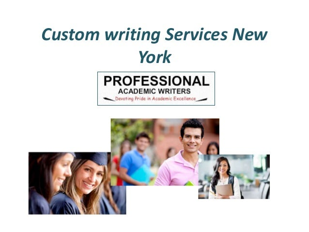 Essay writing service nyc